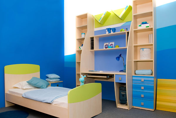Charmant Kids Room Interior Design In Dhaka, Bangladesh
