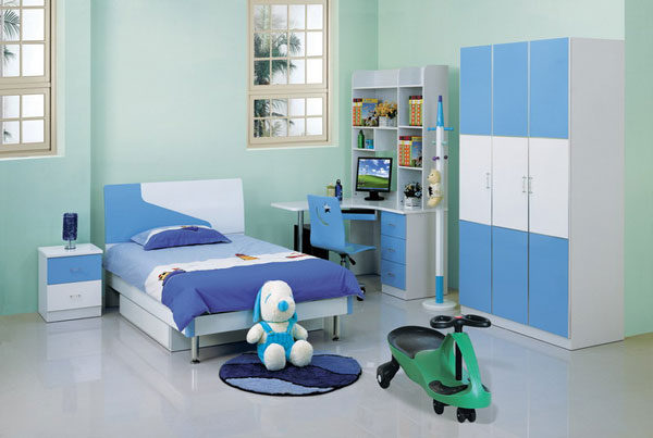 Children Room Interior Design Idea
